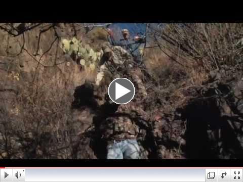 Texas Aoudad Hunt, February 2011, Wildlife Systems, Inc.
