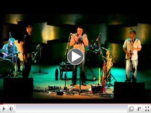 Amir Gwirtzman - Inhale-Exhale - LIVE