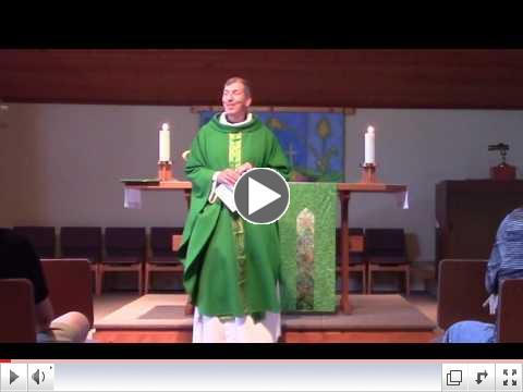 Pastor Steve's Sermon - Stress