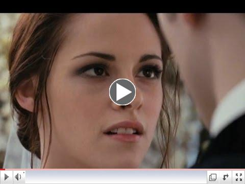 Twilight Breaking Dawn Part 1 - Official Trailer (HD)