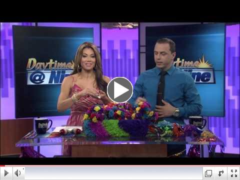 Love Shack Boutique's Fiesta Medal was featured on KABB FOX 29 News, San Antonio Daytime @ Nine
