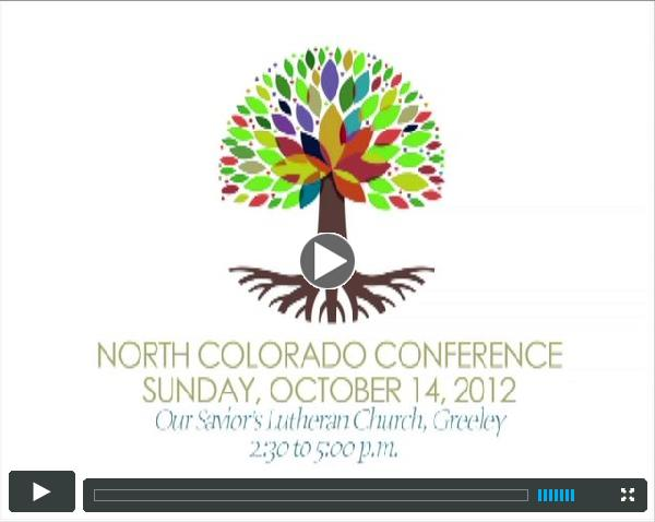 Invitation to RMS Missional Gathering (North Colorado)