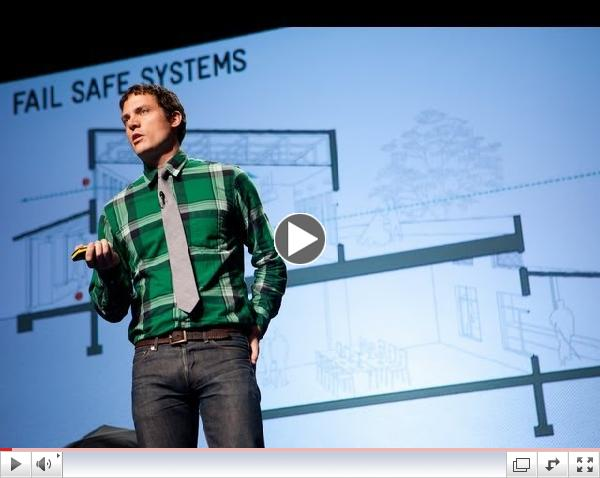 Michael Murphy: Buildings that heal