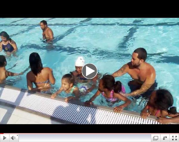 American Red Cross & National Swimming Pool Foundation Sponsored Learn to Swim Program