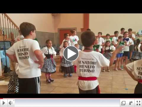 Danza Della Pace - 2017 Summer Camp Final Day Presentation - July 21, 2017