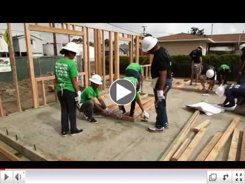 Nissan, Heisman winners and Habitat for Humanity tackle affordable housing