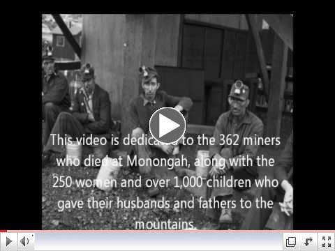 Monongah Mine Disaster 1907