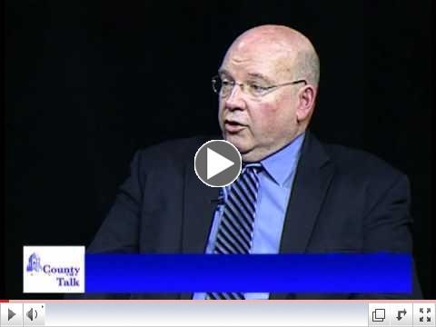 County Talk- Show #1 - Segment #2 - County Administrator Randall Reid