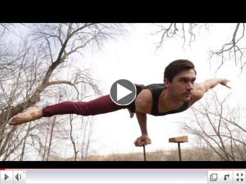Ascend: the 2015/16 Professional Circus Training Showcase Trailer