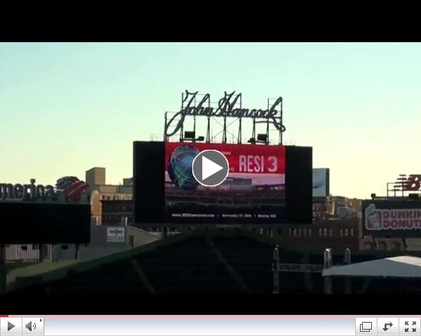 RESI Conference 2014, Fenway Park