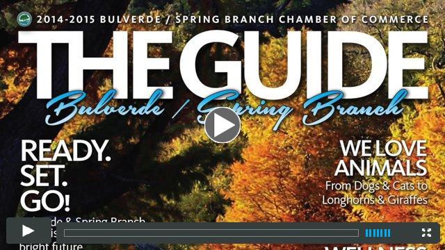 Bulverde/Spring Branch The Guide 2015 Promo Video