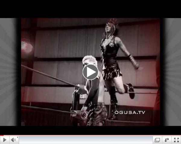 DGUSA Untouchable 2012 DVD Trailer With One Of El Generico's Best Tag Matches Ever!