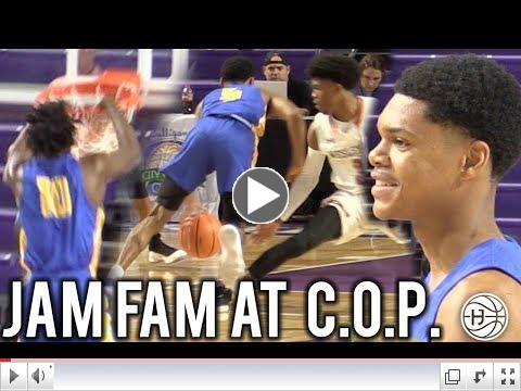 Ronaldo Segu and and Nassir Little bring the Jams to COP17