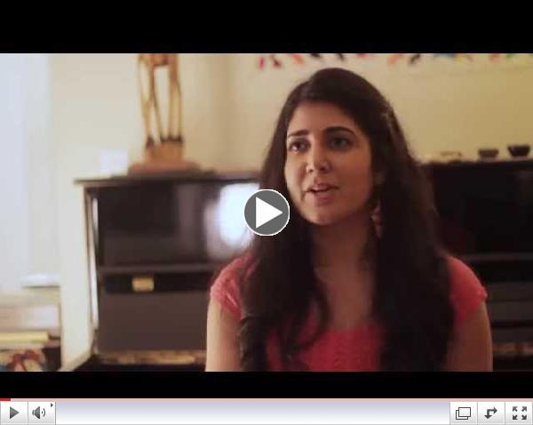 Kavita Shah - VISIONS (EPK)