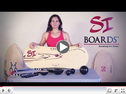 Si Boards Powder Starter