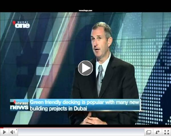Trex-Bryan Fairbanks Interview with Dubai OneTV-Emirates News