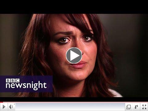 Rape and ransack in South Sudan - BBC Newsnight