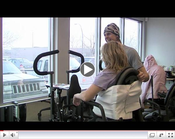Spinal Cord Injury Fitness and Wellness Centre Calgary