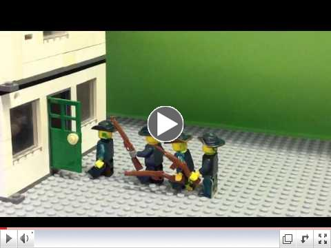 1916 The Lego Movie, made by 8-9 year-old schoolchildren