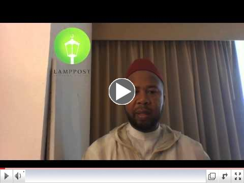 Shaykh Abdullah Ali on 'Laylatul-Qadr, Charity, and Supporting Lamppost