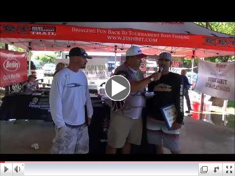 Dustin Tacker & Mark McCord  Win the Delta June 16th