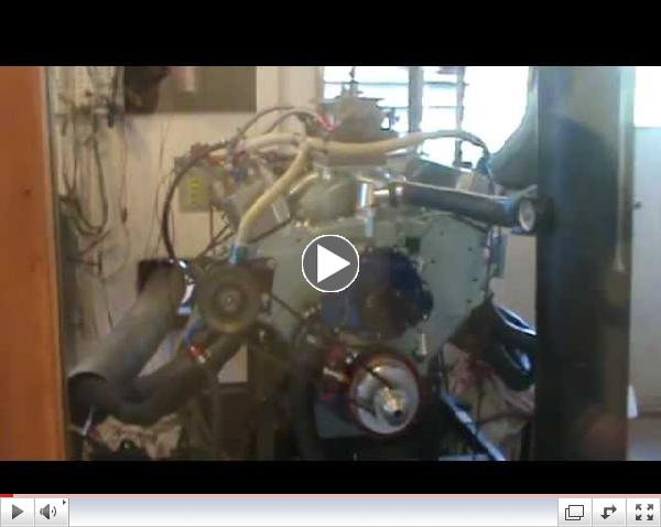 Mike Moak 505 cid 776 hp 678 ft lbs of torque