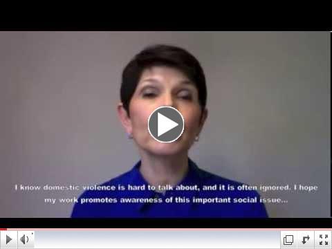 Enough Violence: Artists Speak Out - Julie Sirek