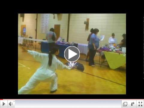 World Tai Chi and Qi Gong Day celebration 2012, Augusta Georgia