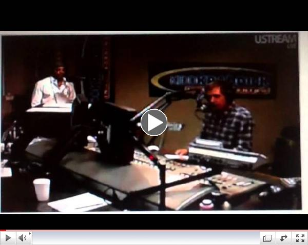 Kidd Kraddick Interviewing Matthew Davidson