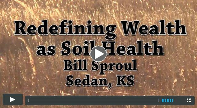 Redefining Wealth as Soil Health