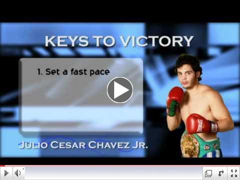 Julio Cesar Chavez Jr - Marco Antonio Rubio Keys to Victory