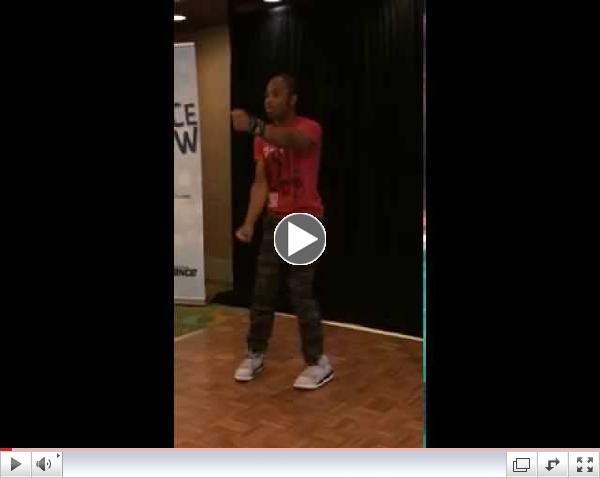 Dance Out Diabetes at ADA with Fik-Shun