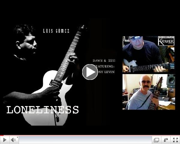 Kramer Assault - Luis Gomez Music - 2211- Featuring Tony Levin