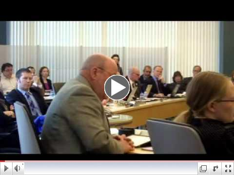 Video:  ND Board of Higher Ed on State Legislature & Tuition Hikes