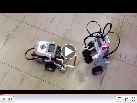 Grade 6 Boys Robotics