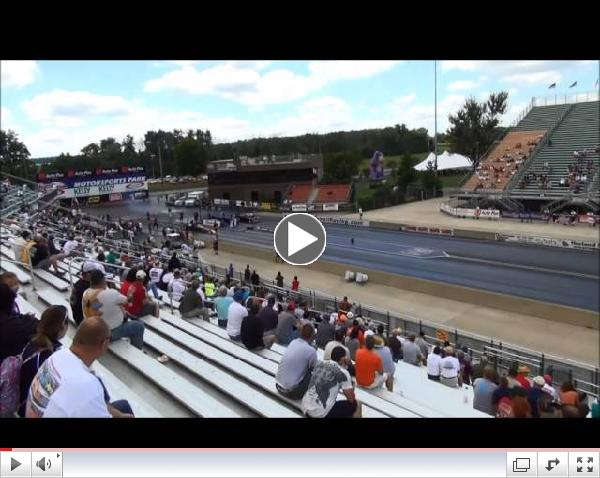 Tin Indian Performance Dragster 689 at 193 2013 KRE Quick 16 at Norwalk