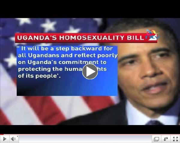 Obama's stand on gay rights