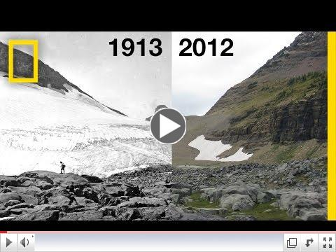 Glacier National Park Is Melting Away