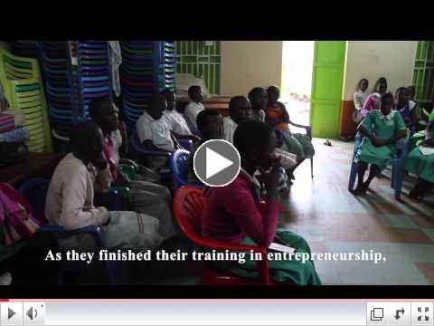 Villgage Girls Groups Funded by WMI Loan Program