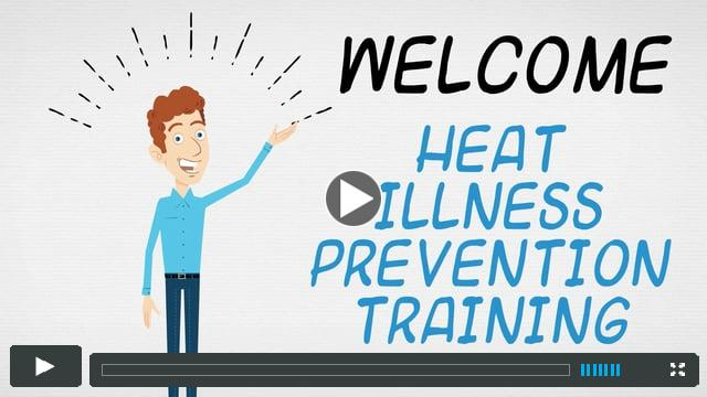 Preview - Heat Illness Prevention Training for Managers - California
