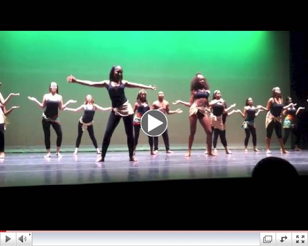 IYP Fusion Dance Promo Video