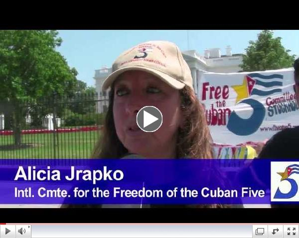 June 1st Demonstration for the Cuban Five
