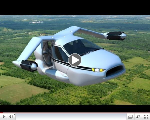 Flying Car - Terrafugia TF-X