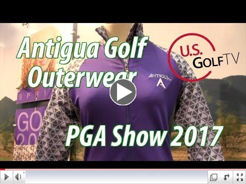 Ron McPherson Discusses Antigua 2017 Outerwear and Windwear