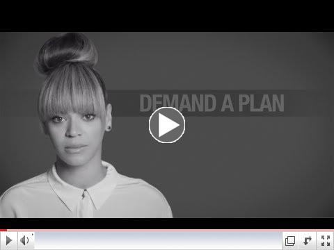 Watch celebriteis discuss gun violence.