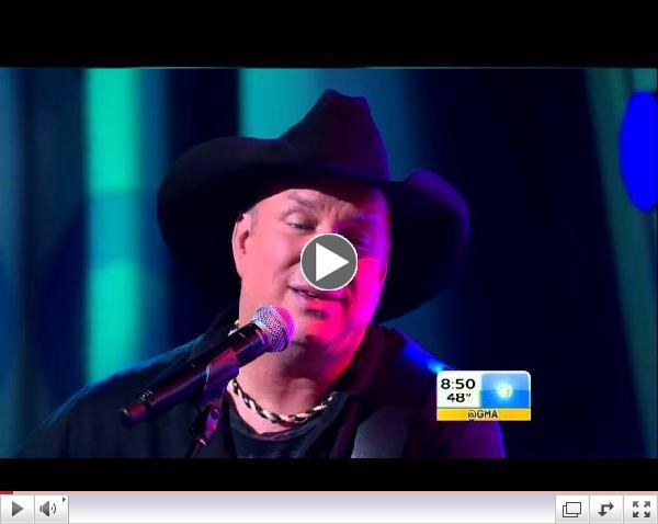 Garth Brooks - Mom  - Live on Good Morning America 2014