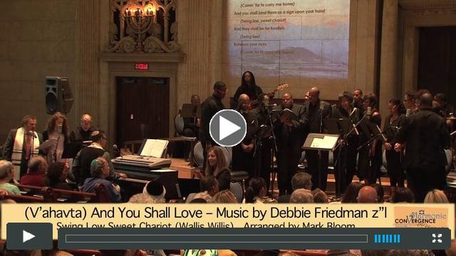 Harmonic Convergence: Jewish Gospel Sharing a Sacred Common Path