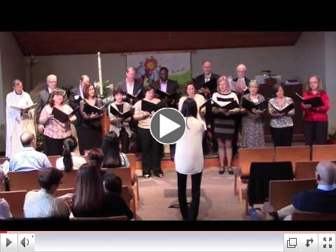 Choir Anthem: Canticle for Easter