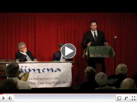 Watch JIMENA Panel Discussion with Raymond Ibrahim. Part 1