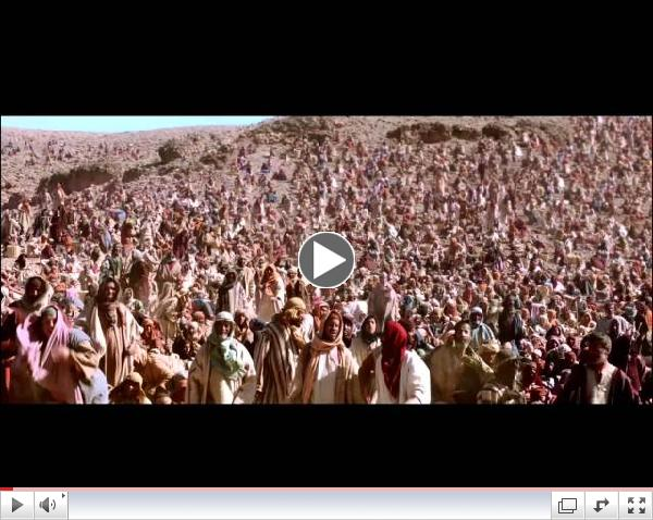 SON OF GOD Official AU Trailer